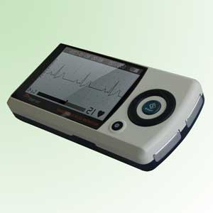 Home ECG/EKG Monitor ChoiceMMed MD100A12