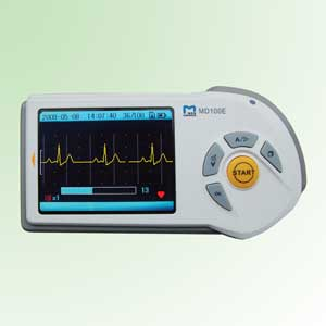 Home ECG/EKG Monitor ChoiceMMed MD100E
