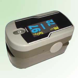 ChoiceMMed pulse oximeter MD300C21
