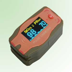 Pediatric Pulse Oximeter ChoiceMMed MD300C54