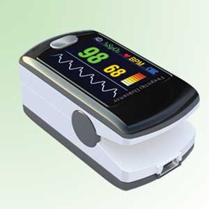 Cms50ew Bluetooth Oximeter Support Heathcare For Home